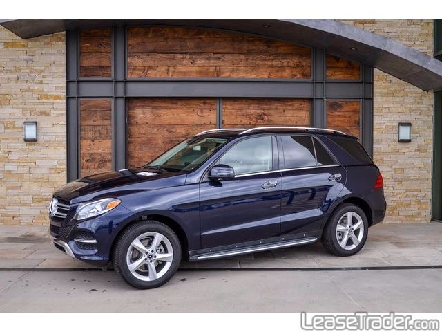2018 Mercedes-Benz GLE350 SUV Side