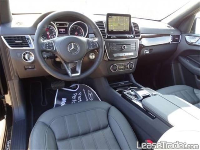 2018 Mercedes-Benz GLS450 SUV
