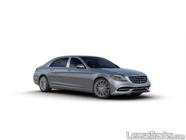 2018 Mercedes-Benz S560  4MATIC Sedan