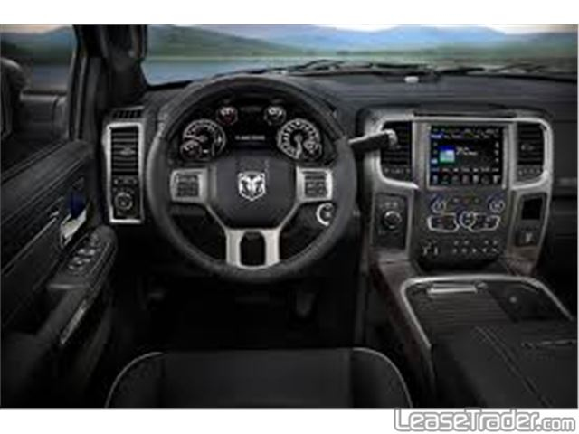 2018 Ram 1500 Tradesman Quad Cab Dashboard