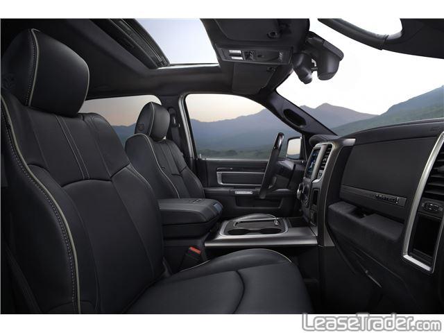 2018 Ram 1500 Tradesman Quad Cab Interior
