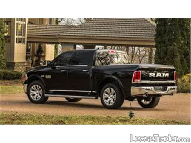 2018 Ram 1500 Tradesman Quad Cab Rear
