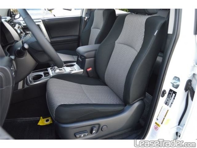 2018 Toyota 4Runner SR5 Interior