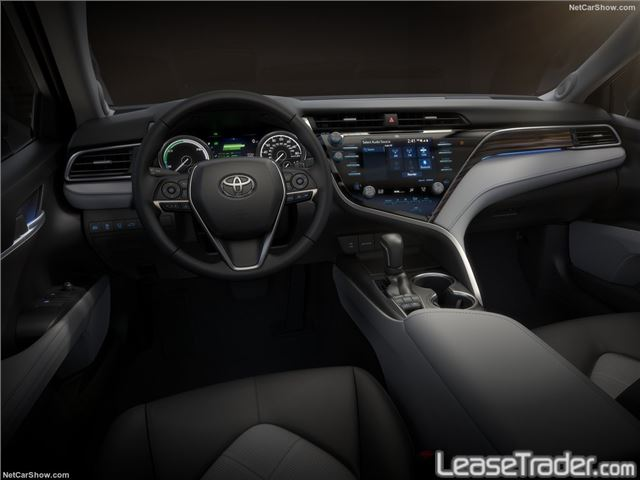 2018 Toyota Camry LE Dashboard