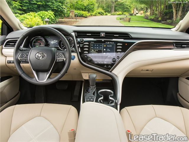 2018 Toyota Camry LE Interior