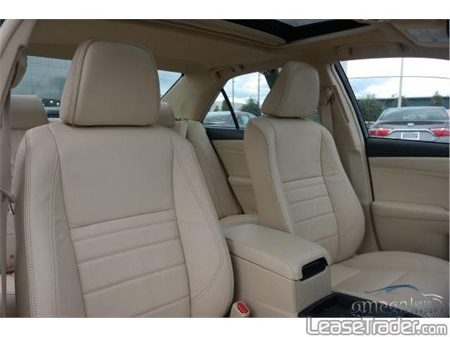 2018 Toyota Camry LE Interior