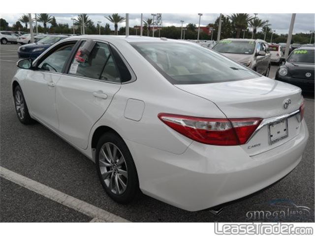 2018 Toyota Camry LE Rear