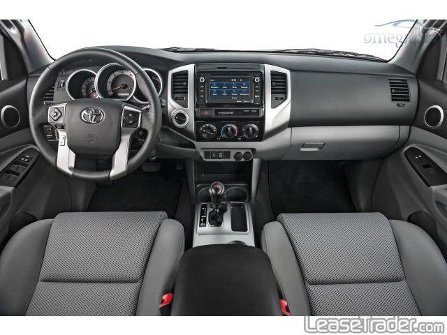 2018 Toyota Rav4 LE Dashboard