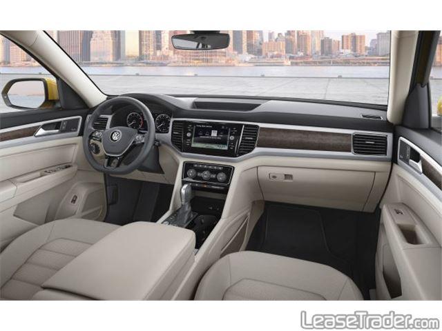 2018 Volkswagen Atlas S 2.0L Turbo Interior
