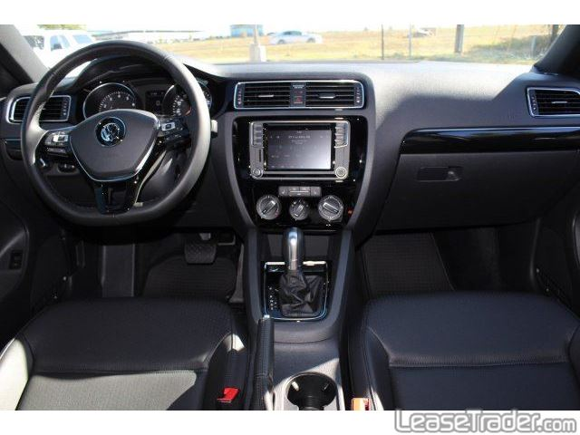 2018 Volkswagen Jetta 1.4T S Sedan Dashboard