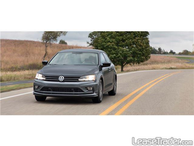 2018 Volkswagen Jetta 1.4T S Sedan Front