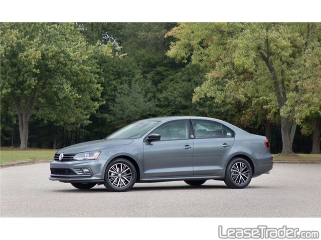 2018 Volkswagen Jetta 1.4T S Sedan Side