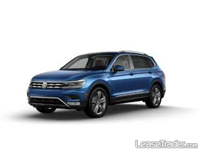 2018 Volkswagen Tiguan 2.0T TSI S