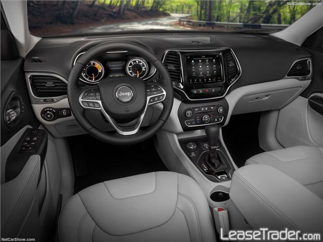 2019 Jeep Cherokee Limited Dashboard