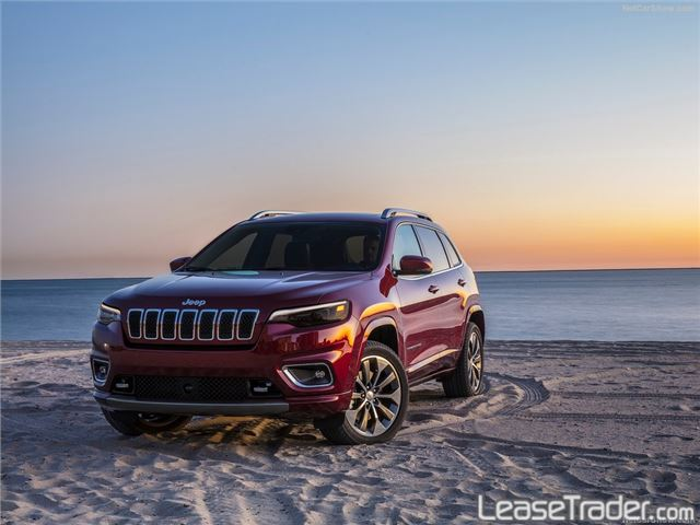2019 Jeep Cherokee Limited Front