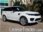 2018 Range Rover Sport 3.0L V6 Supercharged SE