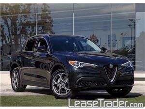 2018 Alfa Romeo Stelvio Suv Lease San Diego California 419 00