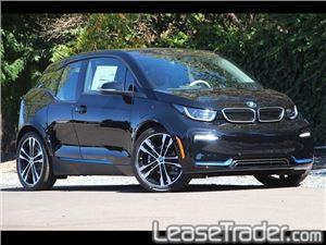 BMW i3 with Range Extender