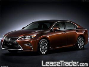 Lexus es 350 lease