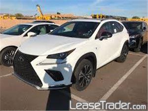 Lexus NX Series NX 300