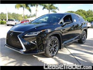 Lexus Suv Lease >> 2019 Lexus Rx 350 Lease Studio City California 357 00 Per