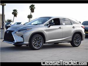 Lexus Suv Lease >> 2019 Lexus Rx 350 Lease Studio City California 330 00 Per