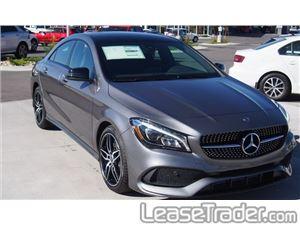 Mercedes-Benz CLA250 Coupe Sedan