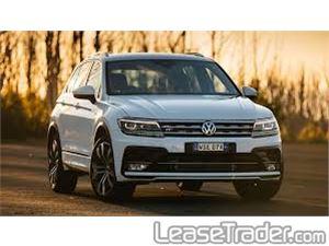 Volkswagen Tiguan 2.0T TSI S