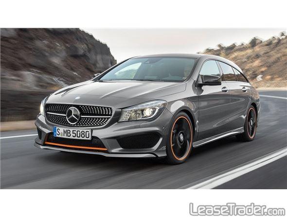 Mercedes Car Leases Los Angeles >> 2016 Mercedes-Benz CLA250 Coupe Sedan
