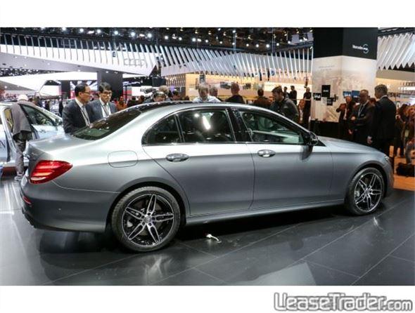 Mercedes Car Leases Los Angeles >> 2017 Mercedes-Benz E300 Sedan