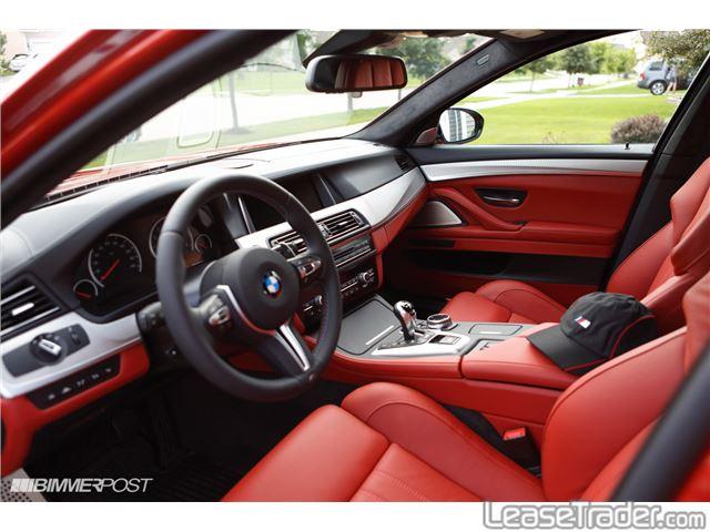 2016 Bmw M4 Coupe Interior