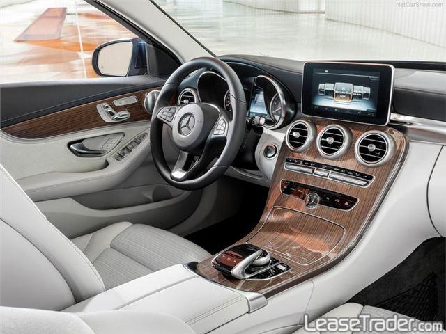 2016 Mercedes Benz C300 4matic Sedan Interior