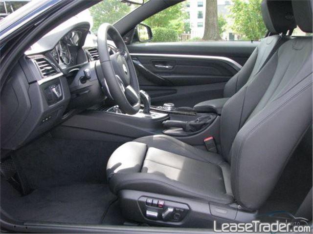 2017 BMW 320i Sedan Interior