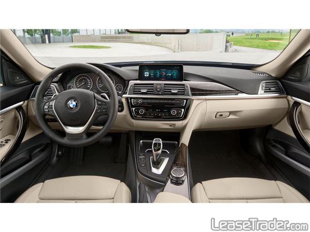 2017 BMW 330i Interior