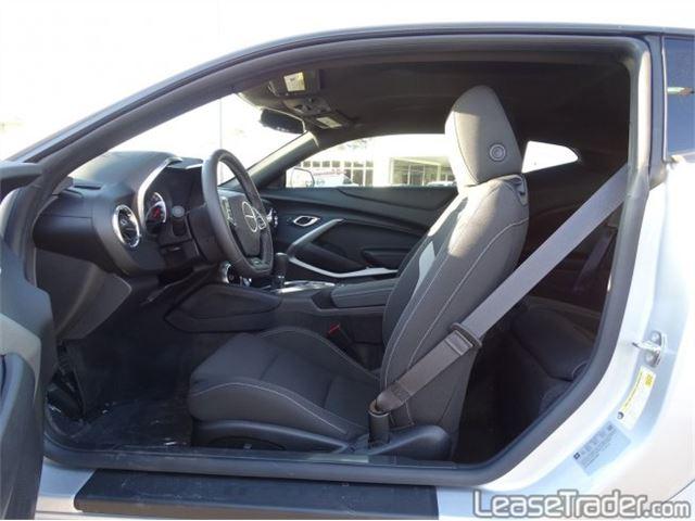 2017 Chevrolet Camaro 1LT Interior