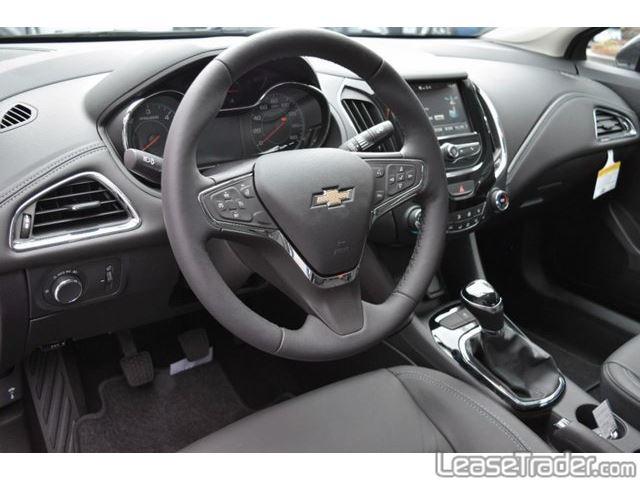 2017 Chevrolet Cruze LT Dashboard