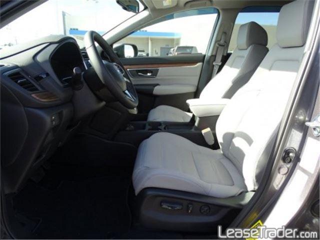 2017 Honda CRV LX Interior