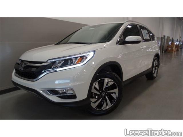 2017 Honda Crv Lx Side