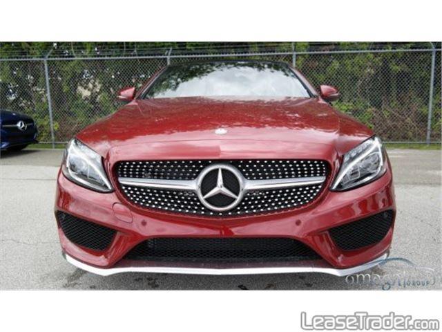 2017 Mercedes-Benz C300 Coupe Front