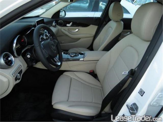 2017 Mercedes-Benz C300 Sedan Interior