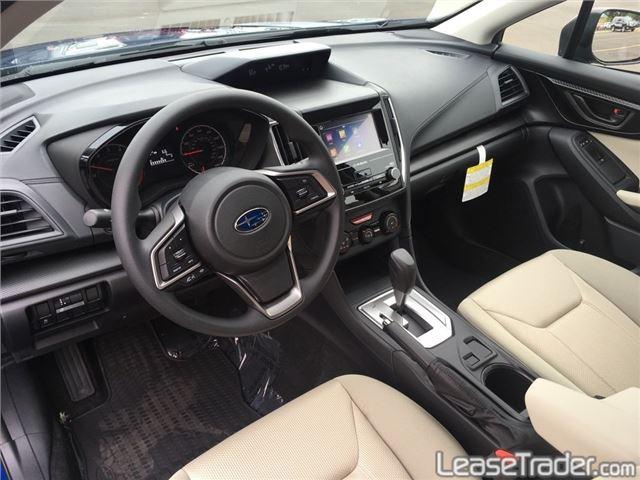 2017 Subaru Impreza 2.0i Limited Interior
