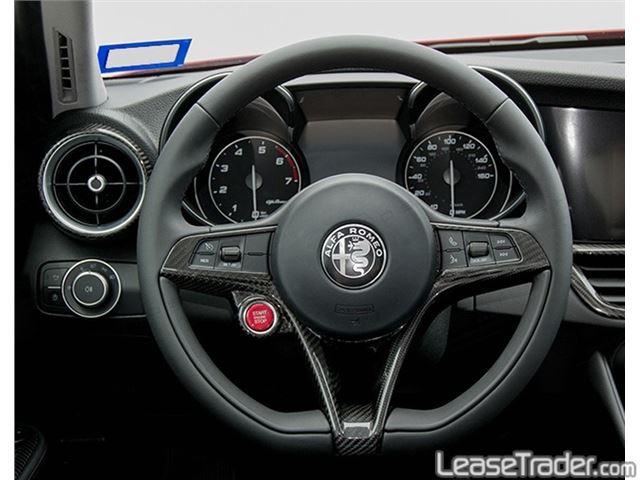 2018 Alfa Romeo Giulia Sedan Interior