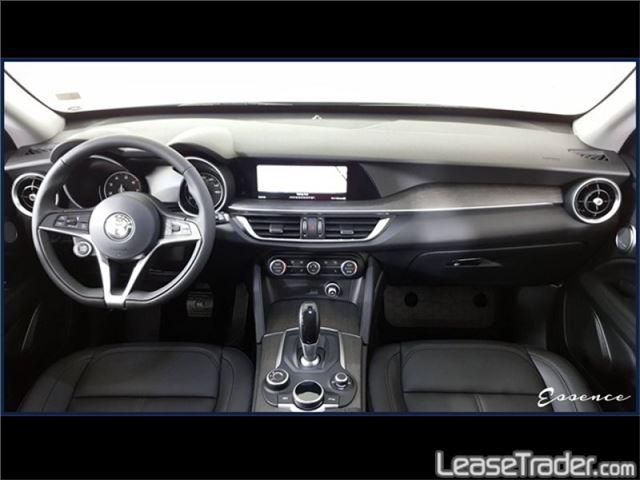 2018 Alfa Romeo Stelvio SUV Dashboard