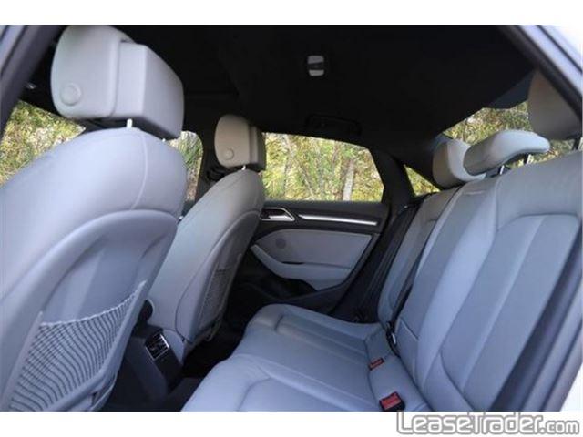 2018 Audi A3 Premium 2.0 TFSI Rear
