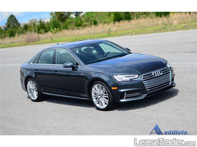 2018 Audi A4 Premium Front
