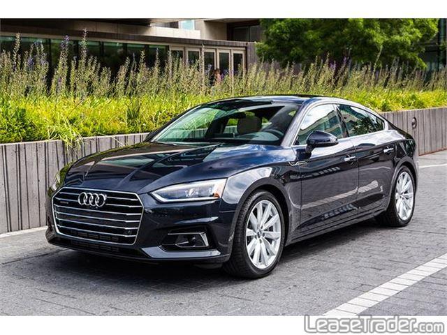 2018 Audi A5 Premium