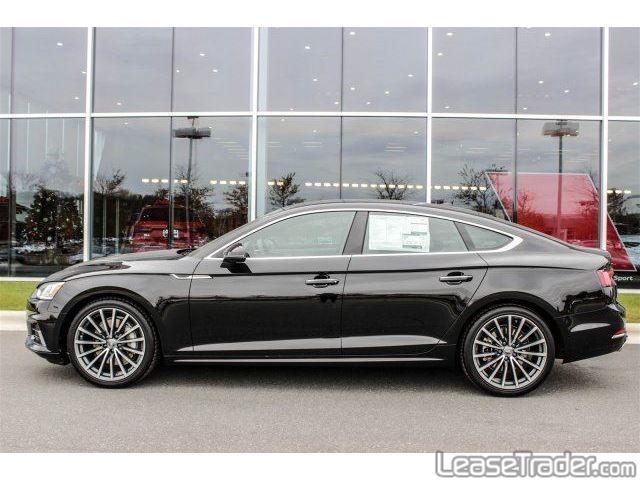 2018 Audi A5 Sportback Premium Side