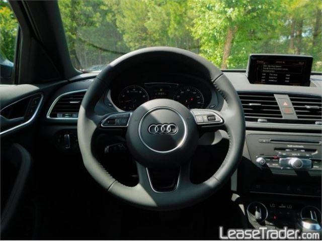 2018 Audi Q3 Premium Dashboard