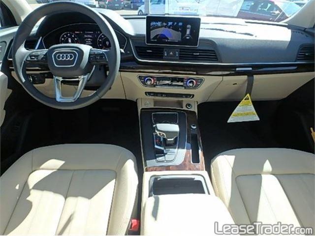 2018 Audi Q5 Premium 2.0 TFSI  Dashboard