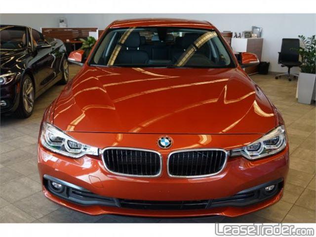 2018 BMW 320i Sedan Front